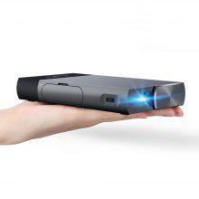 Exquizon S1 Portable 854 x 480 DLP Multimedia Projector only $169.99