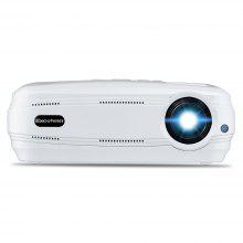 Excelvan BL - 59 HD Multimedia Projector - WHITE