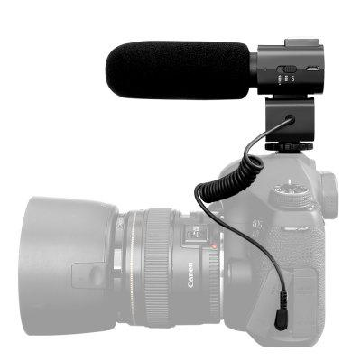 CRAPHY CM - 520 Protable Camera Microphone for Recording Video