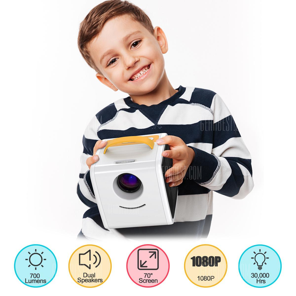 Excelvan Q2 Children's Toy Projector