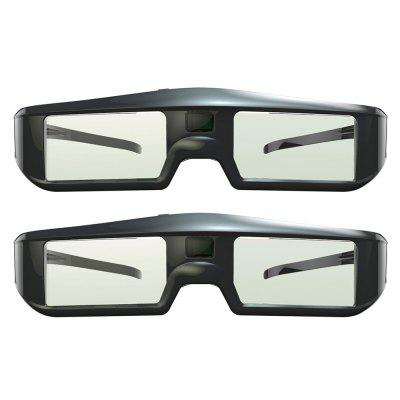 Exquizon G06 - BT 120Hz Active Shutter 3D Glasses 1 Pair