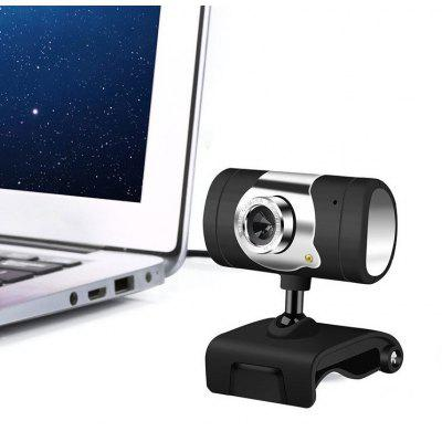 Nou HD Webcam USB Webcam Focalizare manuala Camera laptop sunet încorporat Absorbirea microfon Webcam pentru laptop PC Desktop