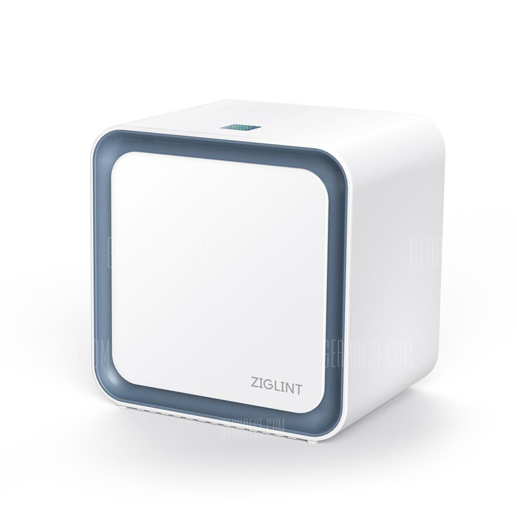 ZIGLINT A3 3- ը 1- ի Desktop Ionic Air Purifier- ում
