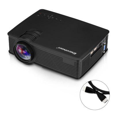 Excelvan GP9 Mini LED Projector