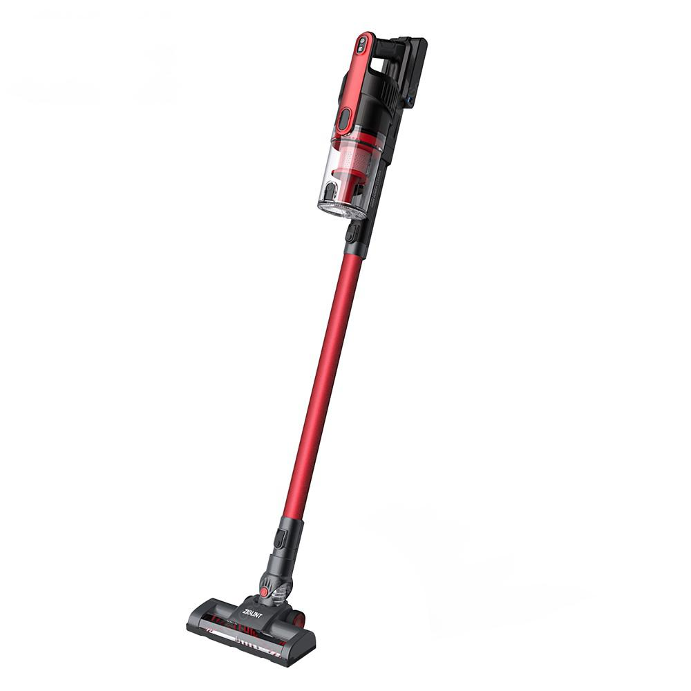 Ziglint Z5 Cordless Stick Handheld Vacuum Cleaner - RED EU