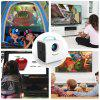 Excelvan Q2 Kids Toy Projector - LIGHT SKY BLUE