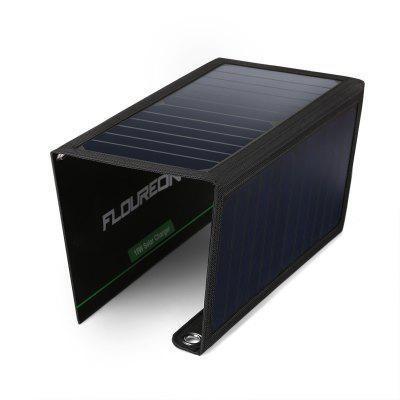Floureon LSFC - 15 15W Solar Charger with 2 USB Ports