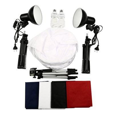 Excelvan  SHLP - 045 Photo Studio LED Flash Lighting Kit