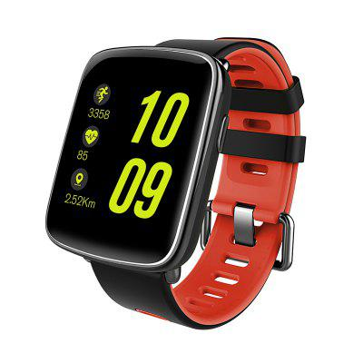 Diggro GV68 Smart Bluetooth Watch IP68 MTK2502D Heart Rate monitor Pedometer Sleep Monitor Sedentary Reminder Image