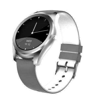 Diggro DI03 Bluetooth Siri Smart Watch MTK2502C 128MB 64MB IP67 Heart Rate Monitor Pedometer Sedentary Remind Sleep Monitor Notifications Pushing for Android IOS Image