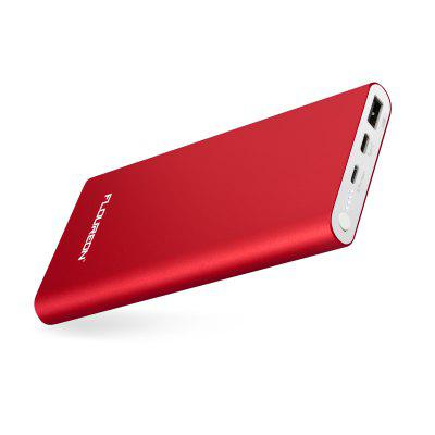 Floureon Pilot 2GN-C 12000mAh External Battery Charger with 3A High-Speed Output for  iPhone, iPad, iPod, Samsung Galaxy and More