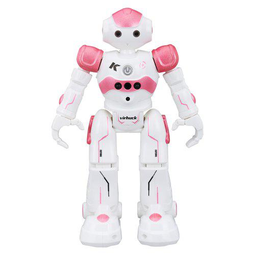 Virhuck R2 RC Smart Robot Toys Dancing Singing Walking Toy Gesture Senses