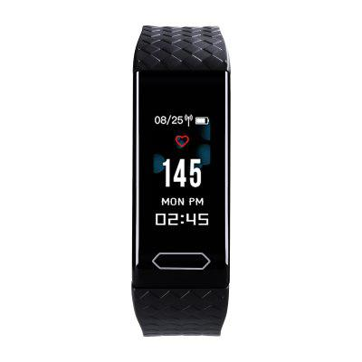 Diggro DB - 08 Smart Sport Bracelet Fitness Tracker HD Color Screen Heart Rate Monitor Pedometer