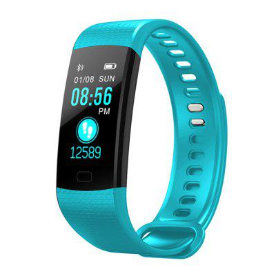 Smart Bracelet Color Screen Heart Rate Blood Pressure Monitoring Waterproof Watch Sports Detection