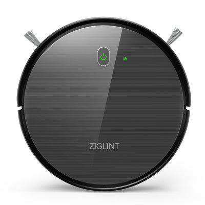 Ziglint D5 Gyroscope Navigation Robotic Vacuum Cleaner