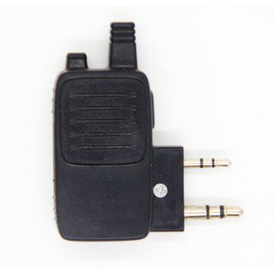 walkie talkie Bluetooth programming adaptor with GPS Location Share for Baofeng Radio BF-888S 777S 666S BF-480 OXING SMP558