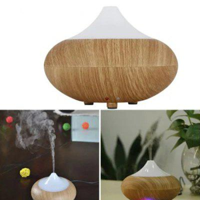 Essential Oil Aroma Diffuser Ultrasonic Humidifier Air Mist Aromatherapy Purifier Light Woodgrain GX-02K AU