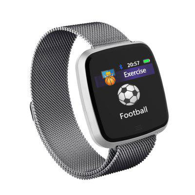 G12 Smart Watch steel Band Calorie Pedometer Heart Rate Monitor Multi Sport IP67 Life Waterproof Sport Watch Men Women for IOS Android