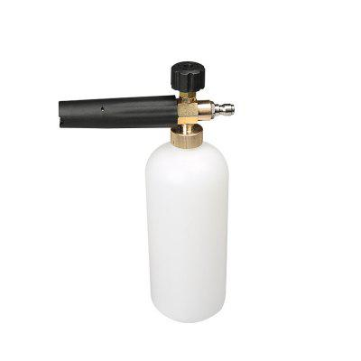 Foam Cannon for Pressure Washer Gun Snow Foam Lance Washer Nozzle with Quick-fitting Connector Foam Cannon Water Jet