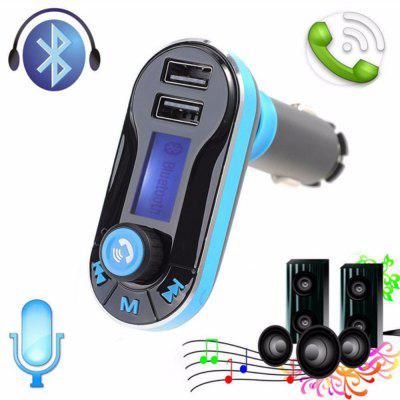 Car Auto Bluetooth FM Transmitter Hands free MP3 Player Radio Adapter Kit USB Charger