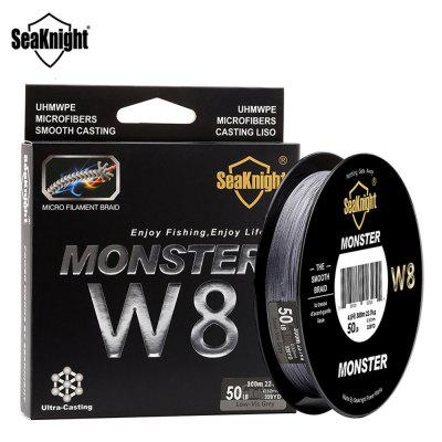 SeaKnight Monster W8 300M 8 Strands Fishing Line 300M