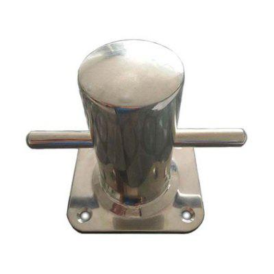 Boat Stainless Steel Cross Bollard 316 Stainless Steel for Yacht Fishing Boat Speedboat