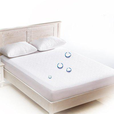 Waterproof Bed Cover Mattress Cover Moisture-absorption Cover Full/Queen/King Size