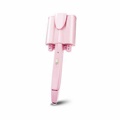 LCD Nano Hair Curler Wet and Dry Hair Perm Instrument Multi-function Curler Splint for Home Use