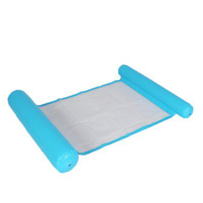 Swimming Inflatable Floating Bed Water Sports Tool Water Hammock for Pool Ocean Lake
