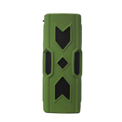 Waterproof Outdoor Bluetooth 4.0 + EDR Speaker with Power Bank Support NFC