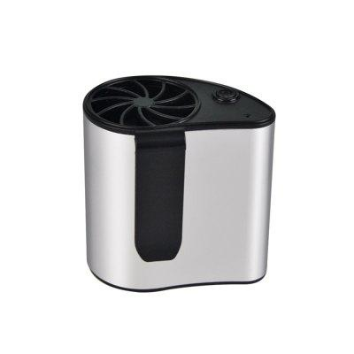 Hang Waist Cooling Fan Outdoor Portable Mini Fan For Working at The Waist USB Charging With Battery
