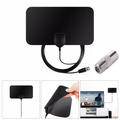 HDTV indoor TV Antena 1080P 50 Mile Range TV Digital Antenna Skylink 4K New