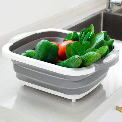4-IN-1 MULTI-BOARD DAYVION - Drain Basket High Quality Kitchen Tools
