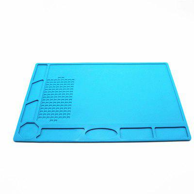 Mobile Phone Repair Silicone Pad High temperature insulation Silicone Pad