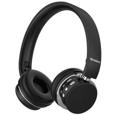 TH-M9 Business Wireless Bluetooth Headset Stereo Sound Noise Cancelling Headphone