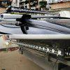 7/13/20/25/32/38 inch Single Row Slim LED Work Light Bar for Car Off-road Truck - NIGHT