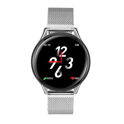 SN58 Waterproof Heart Rate Smart Watch 1.3ʺ HD Round Screen