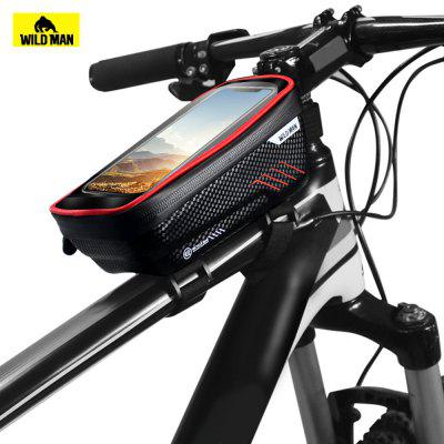 Bike Bag Waterproof TPU Sensitive Touch Screen Multifunctional Handlebar Holder Motorcycle Cellphone Mounts Universal
