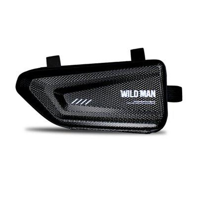E4 Wild Man Triangular Bike Bag 1.5L Large Space Rainproof For Mountain Bikes Road Bikes