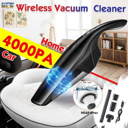 120W 4000kpa Rechargeable Cordless Handheld Powerful Suction Car Vacuum Wet Dry Vehicle Auto Home Cleaning Tool