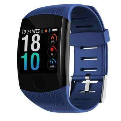 Q11 Smart Bracelet Colorful Touch Screen Blood Pressure Heart Rate Monitor Smart Band Wristband