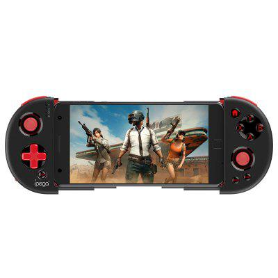 PG - 9087S Flexible Joystick / Custom Key / Bluetooth 4.0 / Continues Beating Function Supports Large Size Phone Gamepad