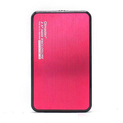 "2.5"" Hard Drive Disk HDD External Enclosure Case SATA To USB 3.0 for SATA HDD/SSD"