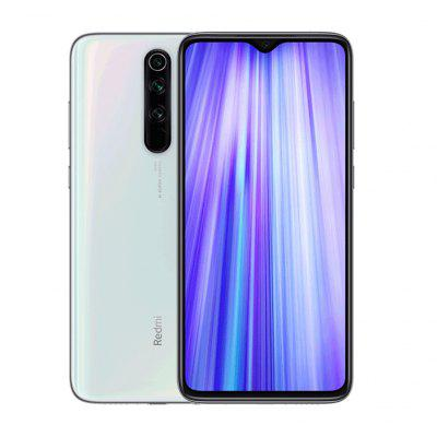Xiaomi Redmi Note 8 Pro Global Version 6+64GB Pearl White EU - White 6+64GB