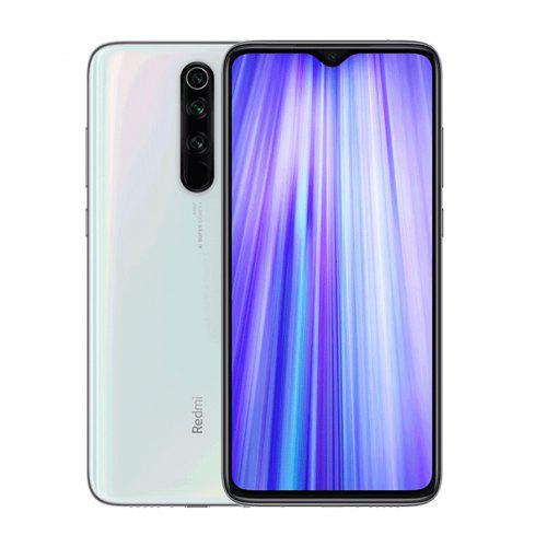 Gearbest Xiaomi Redmi Note 8 Pro Global Version 6+128GB Pearl White EU - White 6+128GB