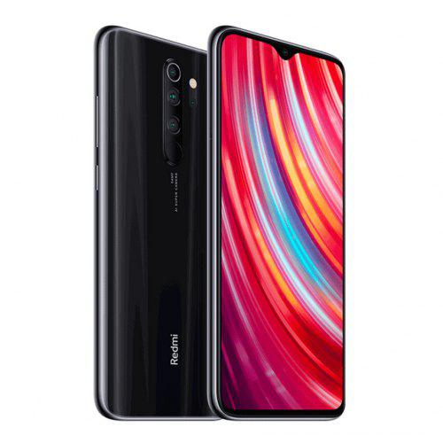 205.99 - Xiaomi Redmi Note8 Pro - 6+128GB -  Global Version - Mineral Grey
