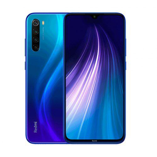 Xiaomi Redmi Note 8 Global 4GB di RAM e 64GB di ROM - Blue