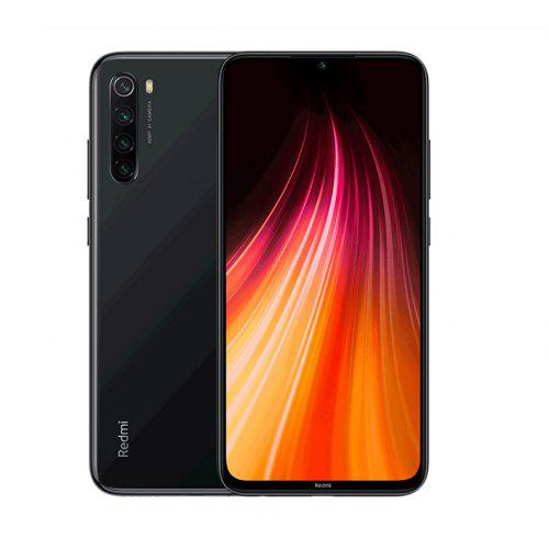Xiaomi Redmi Note 8 Global 4GB di RAM e 64GB di ROM - Black