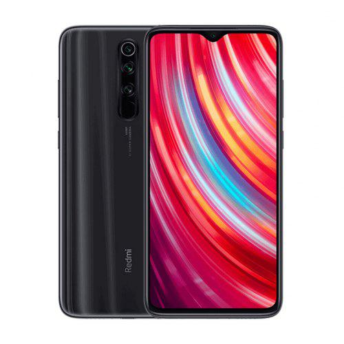 Xiaomi Redmi Note 8 Pro Global Version 6+64GB Mineral Grey EU - Gray