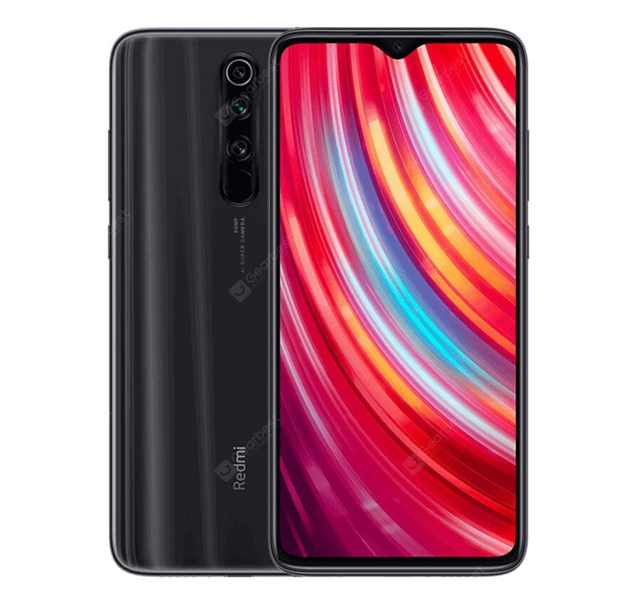 Xiaomi Redmi Note 8 Pro Smartphone Global Version 6+128GB Mineral Grey EU - Gray 6+128GB
